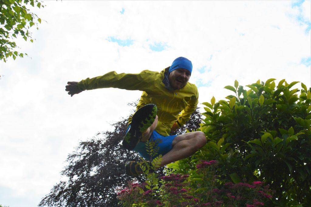 Salewa Pedroc Gore Tex Active waterproof running Jacket